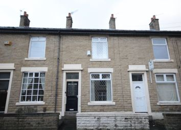 Thumbnail 2 bed terraced house for sale in Prince Street, Lowerplace, Rochdale