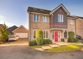 Thumbnail 5 bed detached house for sale in Hoads Wood Gardens, Ashford