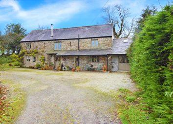 Thumbnail 5 bedroom detached house for sale in Attwood Lane, St Cleer, Liskeard, Cornwall