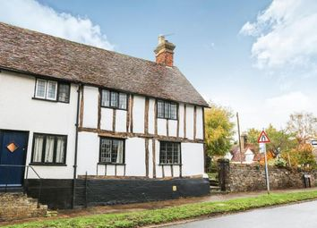 Thumbnail 2 bed end terrace house for sale in High Street, Silsoe, Beds, Bedfordshire