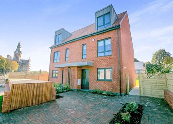 Thumbnail 3 bedroom terraced house for sale in Kingsway, Cheadle