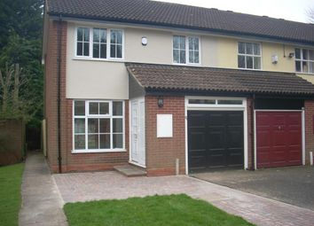 Thumbnail 3 bed semi-detached house to rent in Odell Place, Edgbaston, Birmingham