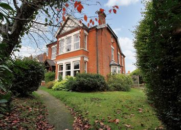Thumbnail 5 bed detached house to rent in Weyhill Road, Andover, Hampshire