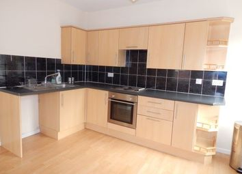 Thumbnail 1 bed flat to rent in Flat 2, 1 Armoury Terrace, Ebbw Vale