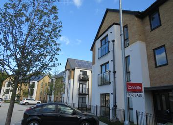 Thumbnail 2 bed flat for sale in Wills Crescent, Leybourne, West Malling
