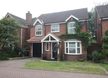 Thumbnail 4 bed detached house for sale in Kelway, Binley, Coventry