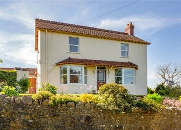 Thumbnail 4 bedroom detached house for sale in Station Road, Blagdon, Bristol