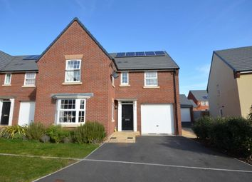 Thumbnail 4 bed detached house for sale in Huntsham Road, Rougemont Park, Exeter, Devon
