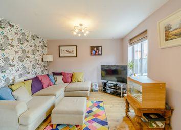Thumbnail 4 bed semi-detached house for sale in Badgers Holt, Milton Keynes, Milton Keynes