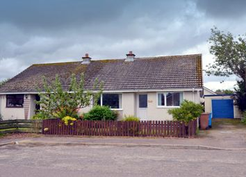 Thumbnail 3 bed semi-detached bungalow for sale in 24 Elm Grove, Nairn
