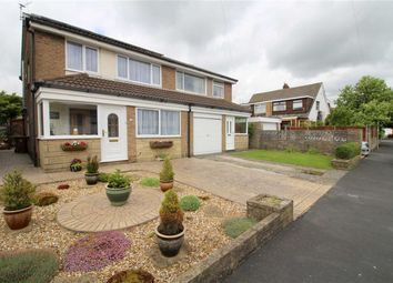 Thumbnail 4 bed semi-detached house for sale in Aysgarth Avenue, Fulwood, Preston