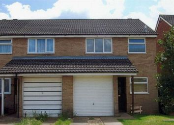 Thumbnail 3 bedroom semi-detached house to rent in Thornfield, Cherry Lodge, Northampton