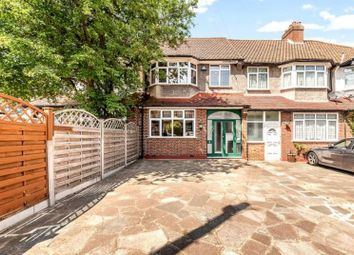 Thumbnail 3 bed terraced house to rent in Caldbeck Avenue, Worcester Park