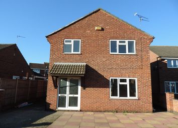 Thumbnail 4 bed detached house to rent in Nicklaus Road, Leicester