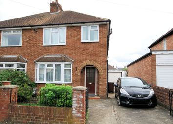 Thumbnail 3 bed semi-detached house to rent in Napsbury Avenue, London Colney