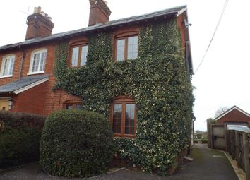 Thumbnail 3 bed semi-detached house to rent in Horsepool, Bromham, Chippenham