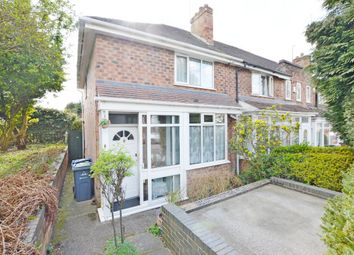 Thumbnail 2 bed terraced house for sale in Harleston Road, Great Barr, Birmingham