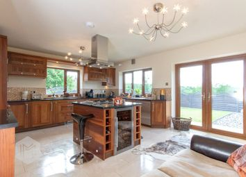 Thumbnail 4 bed detached house for sale in Worsley Street, Rising Bridge, Accrington, Lancashire
