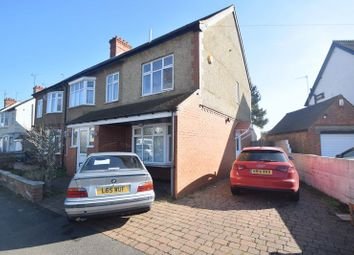 Thumbnail 2 bed end terrace house to rent in Carlton Crescent, Luton