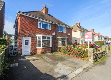 Thumbnail 2 bed semi-detached house for sale in Grangewood Road, Chesterfield