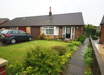 Thumbnail 3 bed semi-detached bungalow for sale in Chestnut Drive South, Leigh, Lancashire