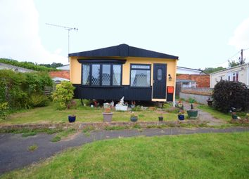 Thumbnail 2 bedroom mobile/park home for sale in Peppard Road, Emmer Green, Reading