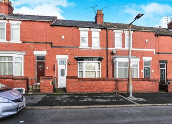 Thumbnail 2 bed terraced house for sale in Auckland Road, Mexborough
