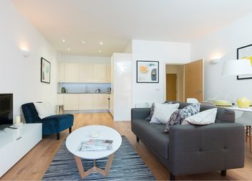 Thumbnail 1 bed flat for sale in 283 Stafford Road, London