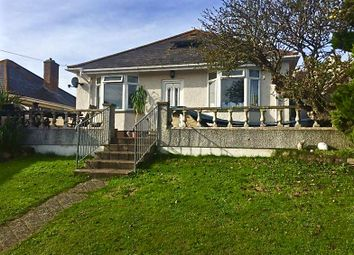 Thumbnail 4 bed detached bungalow for sale in Bolenna Lane, Perranporth