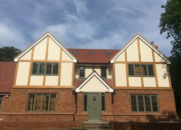 Thumbnail 6 bed detached house for sale in Cricket Hill Lane, Yateley, Hampshire