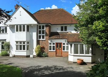 Thumbnail 4 bed semi-detached house for sale in Brook Gardens, Coombe