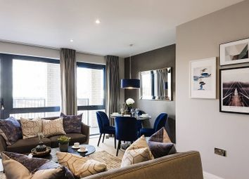 Thumbnail 3 bedroom flat for sale in Leytonstone High Road, Stratford