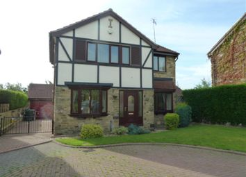 Thumbnail 4 bed detached house to rent in Church Lea, Hoyland, Barnsley