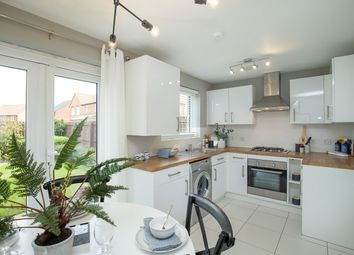 Thumbnail 3 bed detached house for sale in Plot 15, Kildare, Moorside Place, Valley Drive, Carlisle