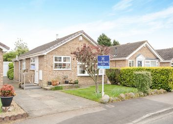 Thumbnail 2 bed bungalow for sale in Ruddings Close, Haxby, York