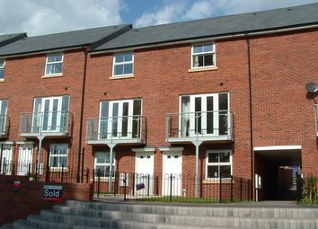 Thumbnail 4 bed town house to rent in Eton Walk, Sylvan Heights, Higher St Thomas, Exeter