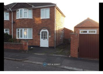 Thumbnail 4 bed semi-detached house to rent in Bradgate Drive, Leicester