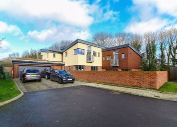 Thumbnail 5 bed detached house for sale in The Harlequins, Sandy Lane, Bushey