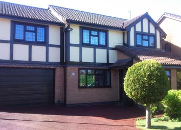Thumbnail 4 bedroom property for sale in Fox Covert, Colwick, Nottingham