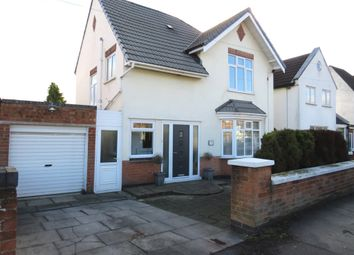 Thumbnail 3 bed detached house for sale in Narborough Road South, Braunstone, Leicester
