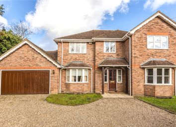 Thumbnail 5 bed detached house for sale in Lower Road, Chalfont St. Peter, Gerrards Cross, Buckinghamshire