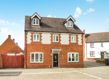 Thumbnail 6 bedroom detached house for sale in Conyger Road, Amesbury, Salisbury