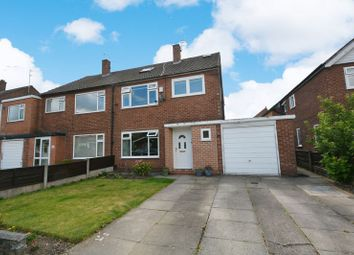 Thumbnail 4 bed semi-detached house for sale in Elmsleigh Road, Heald Green, Cheadle