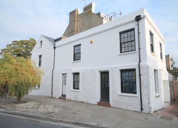 Thumbnail 1 bed terraced house to rent in Marine Place, Worthing, West Sussex