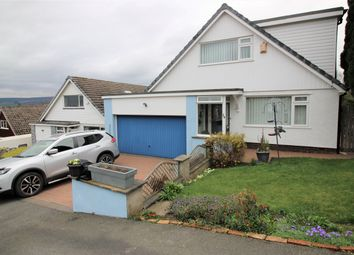 Thumbnail 4 bedroom detached house for sale in Highview, Glossop