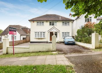 Thumbnail 4 bed detached house for sale in Chestnut Avenue, Northwood