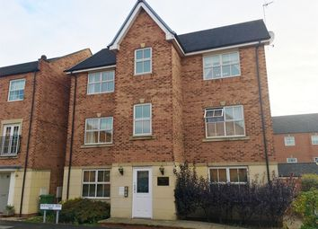 Thumbnail 2 bed flat for sale in Monarch Way, Soverign Park, York