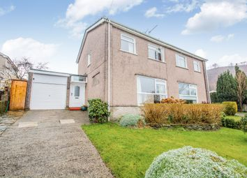 Thumbnail 3 bed semi-detached house for sale in Heol-Y-Deri, Pontypridd
