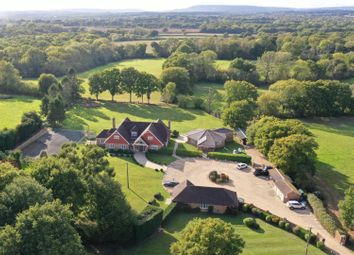 Roundstreet Common, Wisborough Green, Billingshurst RH14. 6 bed detached house for sale