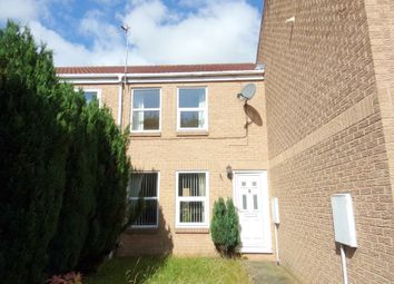 Thumbnail 2 bed terraced house for sale in Cherrytree Drive, Bedlington
